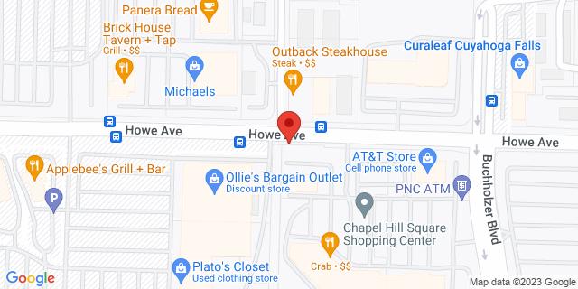 Checksmart Cuyahoga Falls 696 Howe Ave 44221 on Map