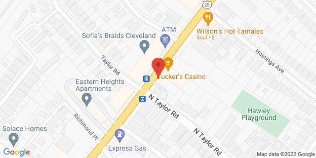 ACE Cash Express East Cleveland 15500 Euclid Ave 44112 on Map