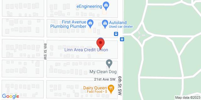 Citibank Cedar Rapids 619 20TH AVE SW 52404 on Map