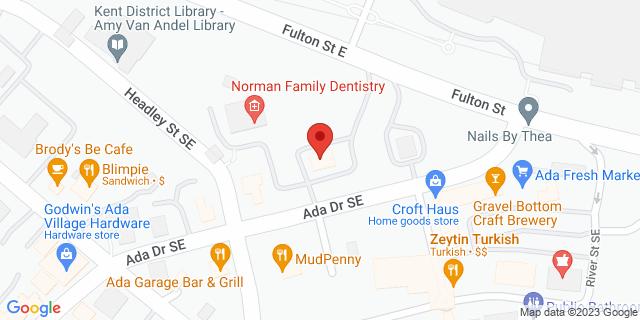 Fifth Third Bank Ada 475 ADA DRIVE 49301 on Map