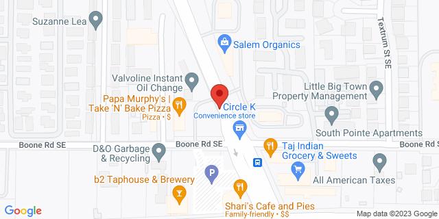 ACE Cash Express Salem 4975 Commercial St SE 97302 on Map