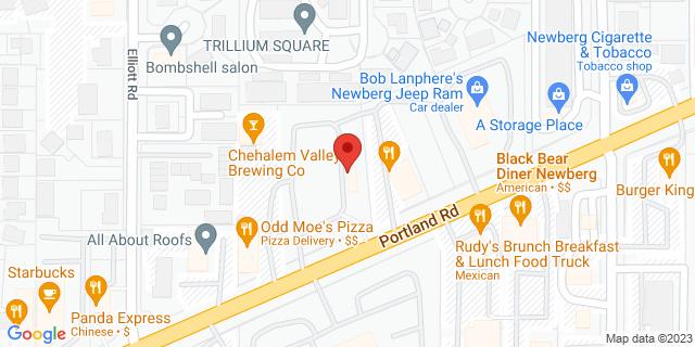 ACE Cash Express Newberg 2515A Portland Rd 97132 on Map