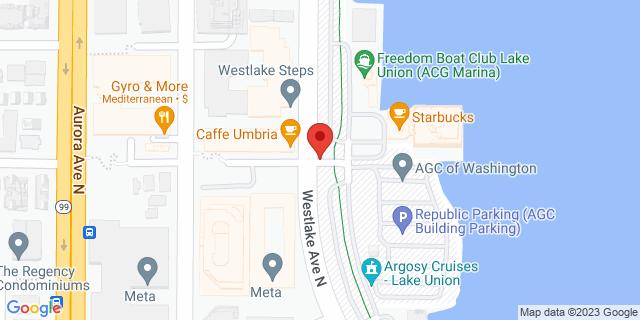 M&T Bank Seattle 1200 Westlake Ave N, #508 98109 on Map