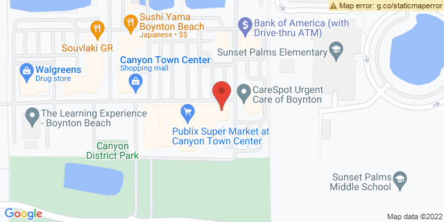 Amtrust Bank on Map