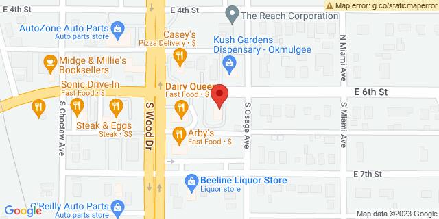 KFC on Map