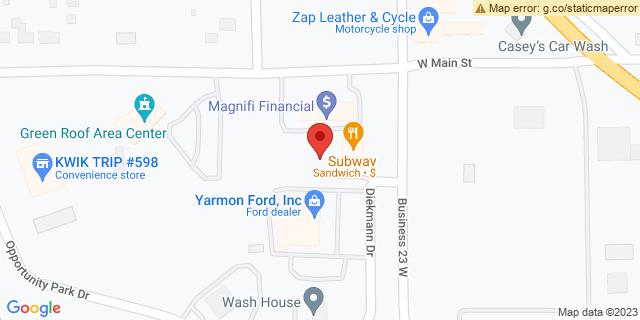 Subway on Map