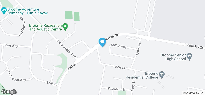 1 D'Antoine Street, Broome