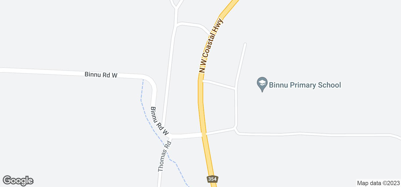 10775 Binnu West Road, Binnu