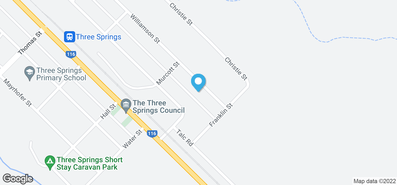 82 Williamson, Three Springs