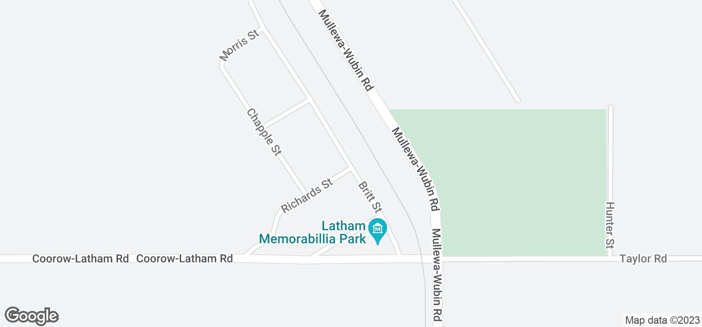 Lot 7112 Wubin Mullewa Road, Latham