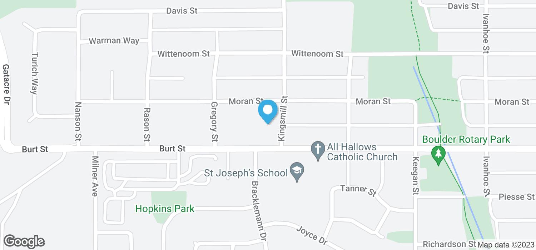 245 BURT STREET, Boulder