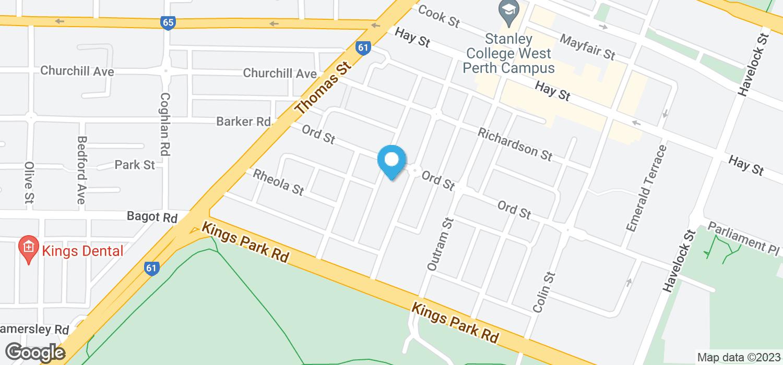 5/19 Ventnor Avenue, West Perth