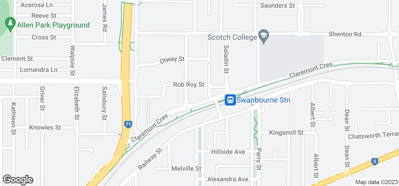 Swanbourne