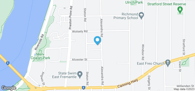 53 Alexandra Road, East Fremantle