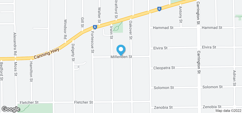 3/12 Millenden Street, East Fremantle
