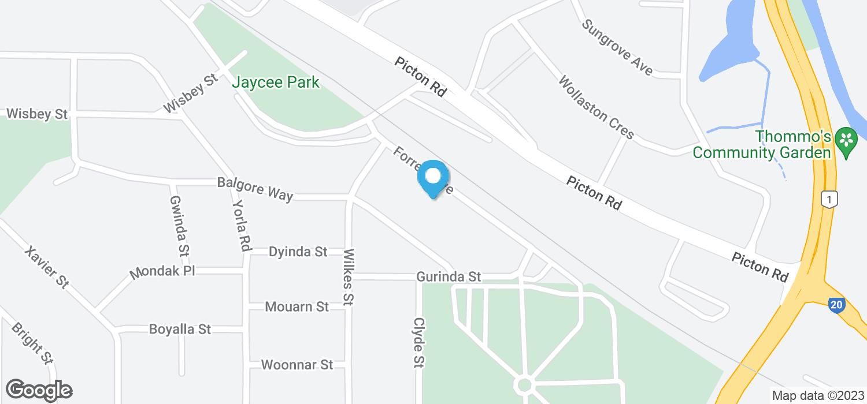 190 Forrest Avenue, Carey Park