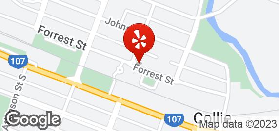 Chinese Restaurant Collie