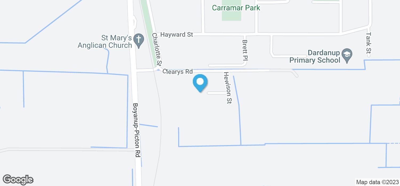 Lot 118,  Bocker Street, Dardanup