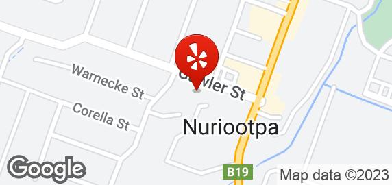 Chinese Restaurant Nuriootpa
