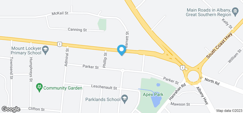 35 South Coast Highway, Lockyer
