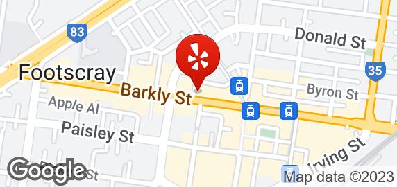 Internet Cafe Barkly St Footscray