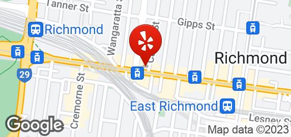 Cafe Richmond Swan St