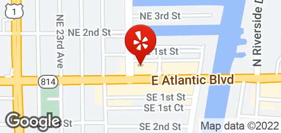 Restaurants On Atlantic Blvd In Pompano Beach