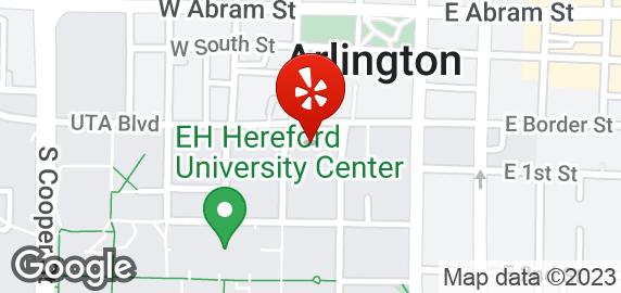 Restaurants Uta Arlington Tx