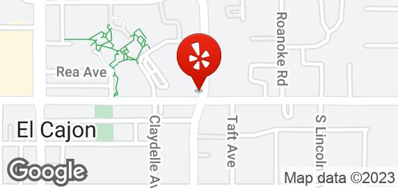 Restaurants El Cajon Main St