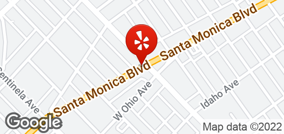 Darya Restaurant Santa Monica Menu