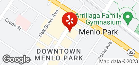 Menlo Park Restaurants Santa Cruz Ave