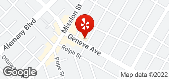 Restaurants On Geneva Ave San Francisco