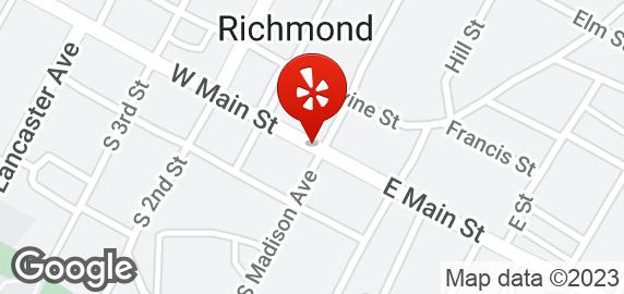 Main Street Bakery And Cafe Richmond Ky