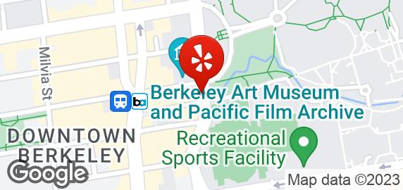 Restaurants Downtown Berkeley Oxford
