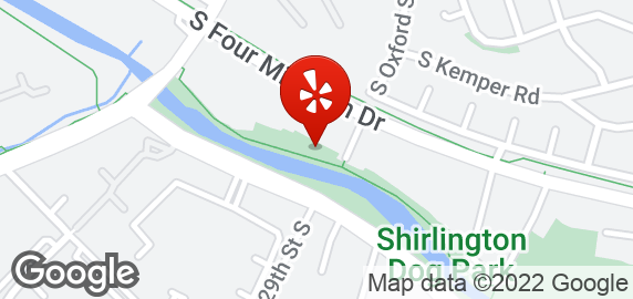 Directions To Shirlington Dog Park