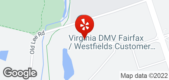 Virginia Department Of Motor Vehicles Fairfax