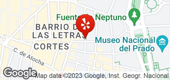 El prado counseling mental health calle de cervantes for Calle prado 9 madrid