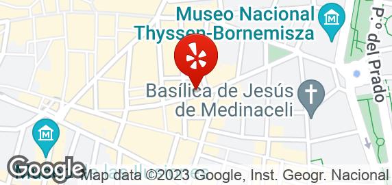 Varela taschen koffer calle del prado 9 cortes for Calle prado 9 madrid