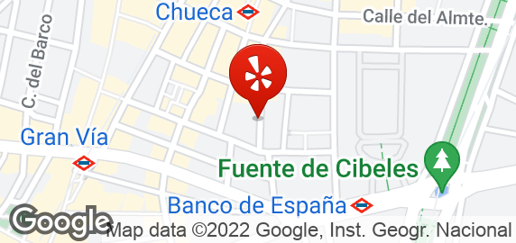 Gimnasio libertad calle de la libertad 7 chueca for Gimnasio gran via