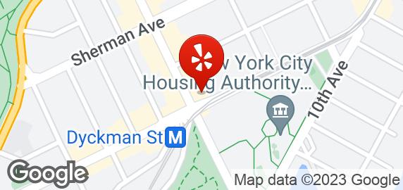 Dyckman Express Restaurant New York Ny
