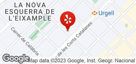Armonia asia calle comte borrell 116 l 39 eixample - Calle borrell barcelona ...