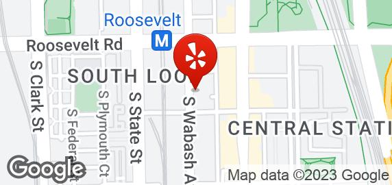 South Loop Restaurants On Wabash