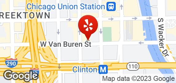 Cafe Chicago  W Van Buren St Chicago Il