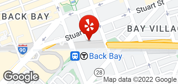 Car Rental Back Bay Station Boston