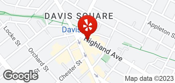 Davis Square Nails Spa