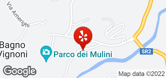 Bagno vignoni monumenti luoghi storici e d 39 interesse - Bagno vignoni mappa ...