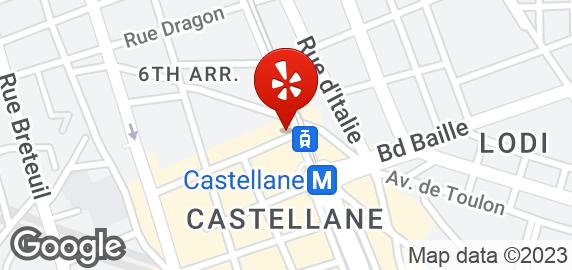 Picnic caf castellane 14 fotos s ndwiches 6 rue for Chambre de commerce marseille rue sainte victoire