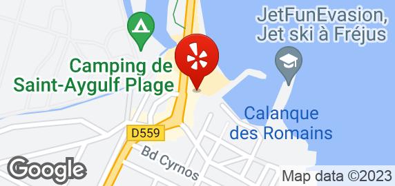 Restaurants A St Aygulf