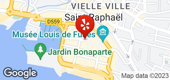 Caf Saint Raphael Var