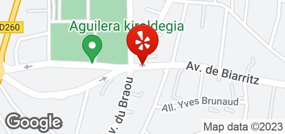 Chez nous brasserier 98 avenue de biarritz anglet pyr n es atlantiques frankrike - Chez nous anglet ...